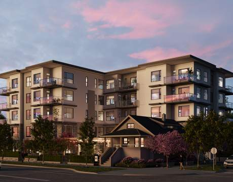 A Limited Collection Of 1 & 2 Bedroom Heritage Condominiums.