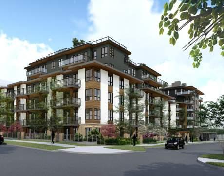 A New East Vancouver Condominium Development Of 122 Studio To 3-bedroom Homes.