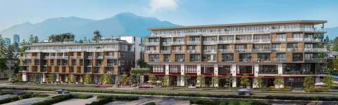 A Collection Of Studios; 1-, 2-, And 3-bedroom Condos; Home Office Units; And 2-story Townhomes.