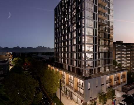 A Mixed-use Development Coming Soon To Victoria's Harris Green Neighbourhood.