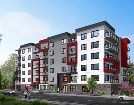 A Collection Of 46 Spacious Langford Condominiums Steps From Goldstream Village.