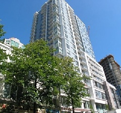 Great Value, Close to Yaletown, 1 Bdrm at the new Raffles on Robson!