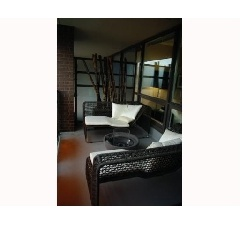 Water and City Views from this 1 Bedroom Western Exposure Suite at The Ginger, Main West, Downtown Vancouver.